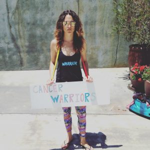 A Cancer Warrior's Story