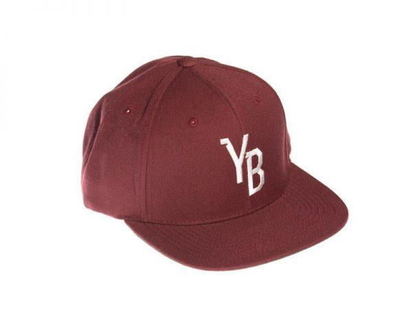 YB Hat (Maroon)
