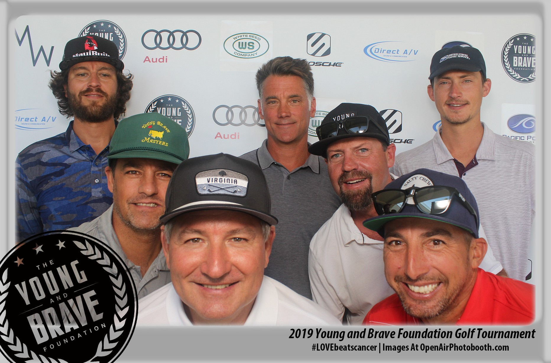 2019 Young and Brave Golf Tourney
