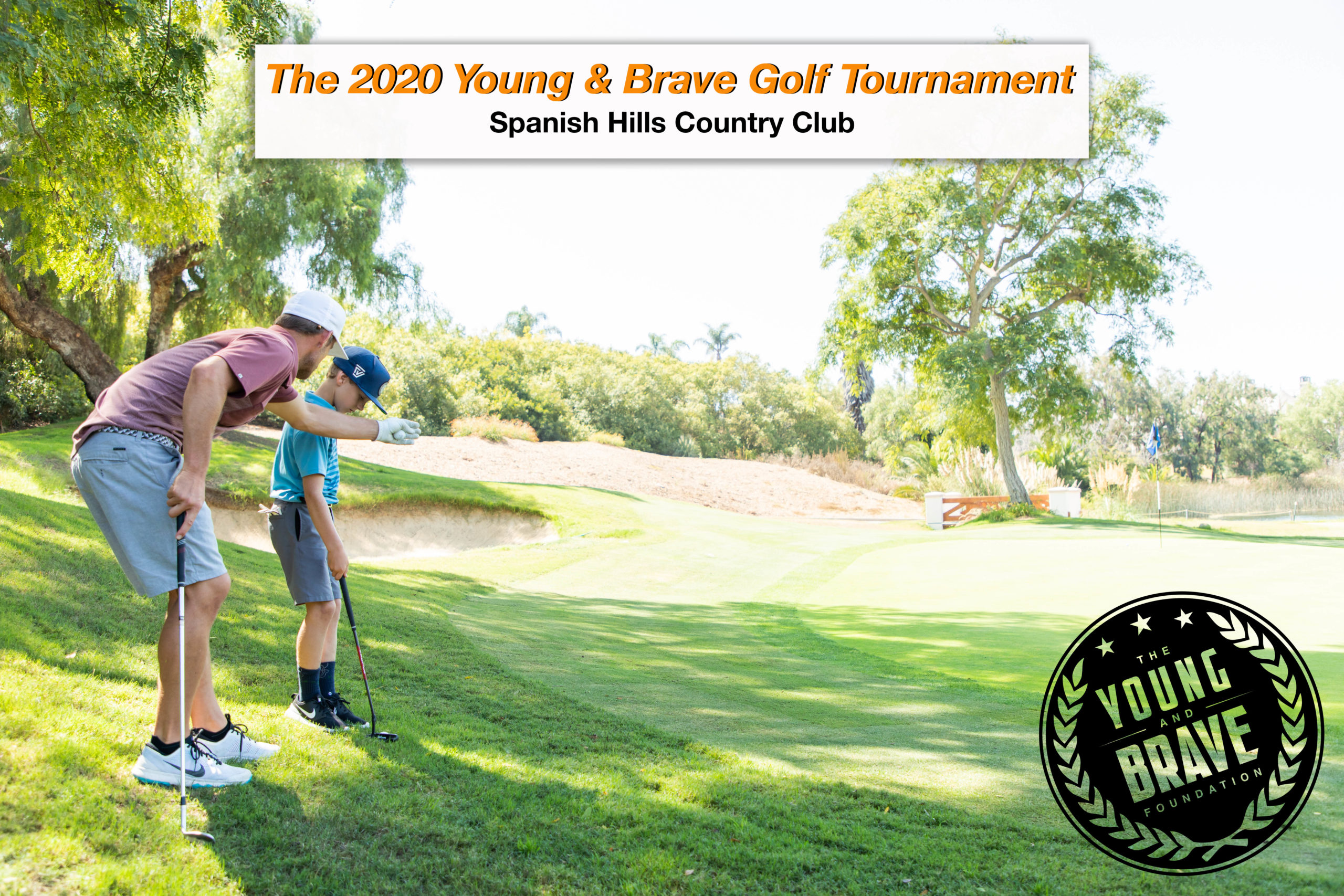 2020 Young and Brave Golf Tournament