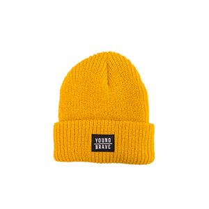 YB-4690_Beanie_Yellow